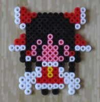 Reimu hama beads by Michiresu