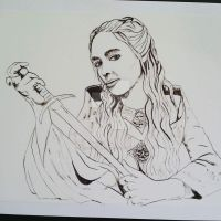 Cersi Lannister by LordAsdrubaelVect