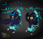 Ghostbar former form by CynderAngelDWOship14