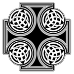 Celtic cross by snoopydoo
