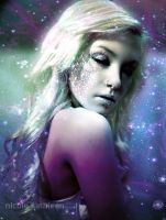 Cosmic Being by nicole-x-kathleen