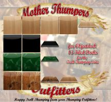 Motherthumpers OD Tiles by PoSmedley