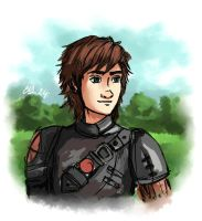 Hiccup the Dragon Expert by Cordilia61