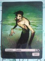 Altered Zombie Token by SimplyAddictive