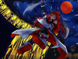 CR BIG WAR II - Stage 2 : Bulan Merah by MangAniMania