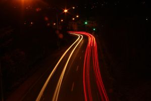 Long Exposure Shot by cab3