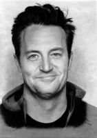 Matthew Perry by Eileen9
