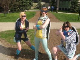 You don't mess with the Squirtle Squad! by Ryugaknight