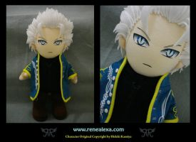 Vergil by renealexa-plushie