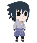 Sasuke SD by theothersophie
