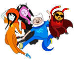 Homestuck Time by janelvalle