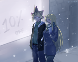 Yugioh: Just a Walk by Yamineftis