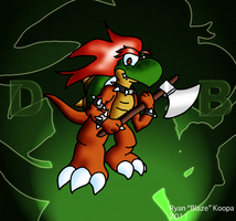 This is an Axe by R-Blaze-Koopa