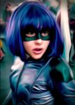 Hit Girl from the movie Kick-Ass 2 by petnick