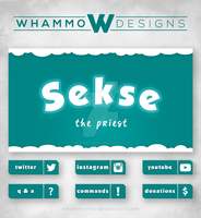 Sekse - Offline Banner and Panels by WhammoDesigns