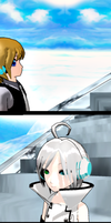 MMD Comic: The 2nd Chance by namine200