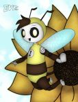 Art Trade: Bumble Bee by RagingDroidX