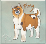 Finny Revamp by colonel-strawberry