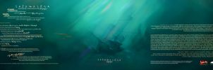 Salamastra (inside CD cover art) by umidelmare