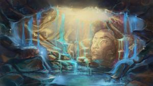 Cleopatra`s cave by LissNoir