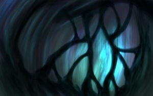 Abstract Cave by Cory-Freeman