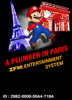 A plumber in Paris by ZeFrenchM
