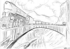 The Main Viaduct by fhgonzalez