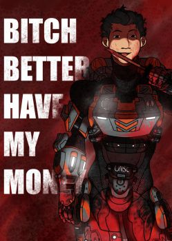 RvB- Bitch Didn't Have His Money by BuddhatheBob