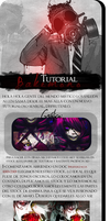 Tutorial-B A K E M O N O by Mr-Creepy