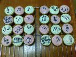 a composition of cupcakes by tanmei