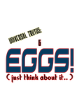 Universal Truth 6: Eggs by Studio-Colrouphobia