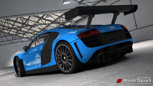 Audi R8 V10 biturbo R2 by RJamp