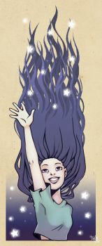 Reach for the Stars by frandemartino