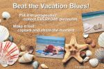 Help for the Post-Vacation Blues! by mirroreyes1