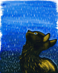 Rain by MidnightTiger8140