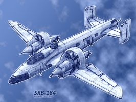 SXB-184 by TheXHS