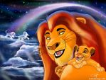 Lion King by chrissi-dinos