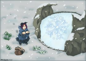 Entry - The Winter of Worldly Springs by HomunculusLover
