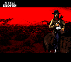 RDR: Jack Marston by Jamerica9