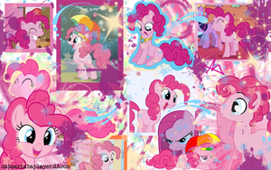 Pinkie Pie BG by DatMarimbaPlayer