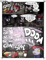Mission 7: Of Knights and Pawns - Page 40 by CrimsonAngelofShadow