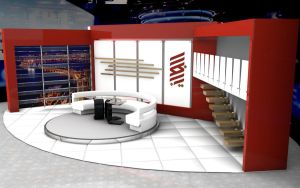 bahrain tv set by pampilo