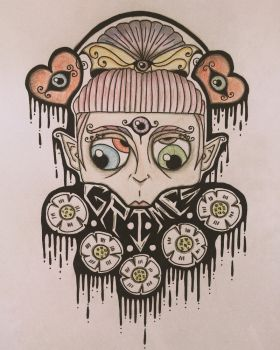 Grimes by november-ludgate
