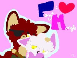 About foxy x mangle lemon well bring on the requets foxy x reader