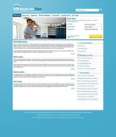 Mortgage web site by Karma-Green