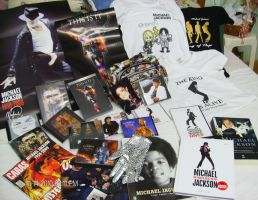 My MJ Collection by LeleMJ