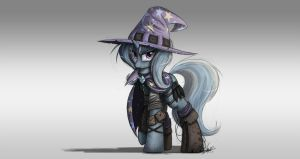 Night Shift Trixie by NCMares