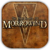 Morrowind Game Icon by Wolfangraul