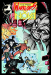 Nova + New Warriors - Special 40th Bday Tribute by Cilab