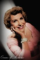 Lovely Gracie Allen by RMS-OLYMPIC
